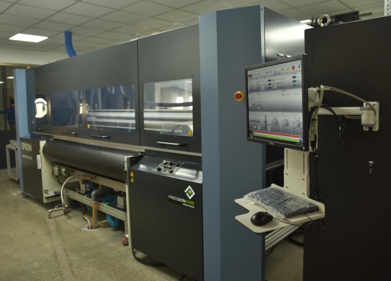 AJ-Digital Printing Machine 2