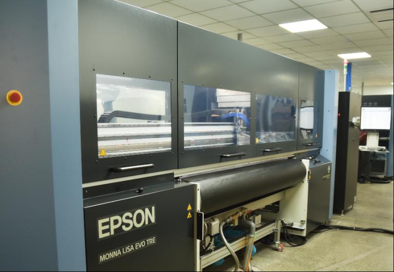 Ahmad Jamal-Digital Printing Machine